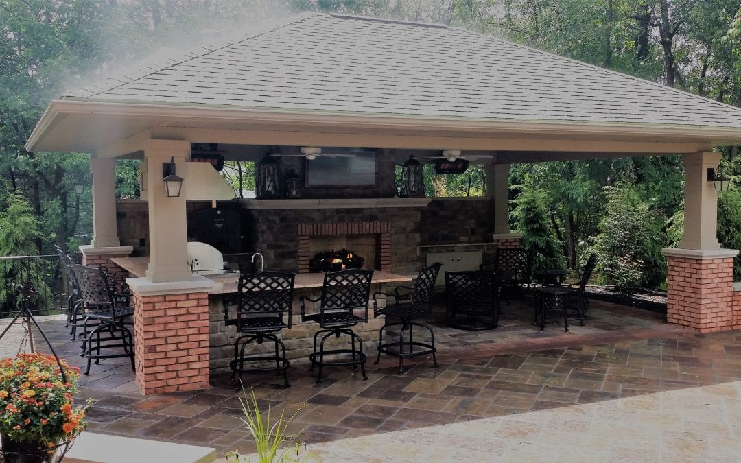 Are you thinking about an Outdoor Kitchen?